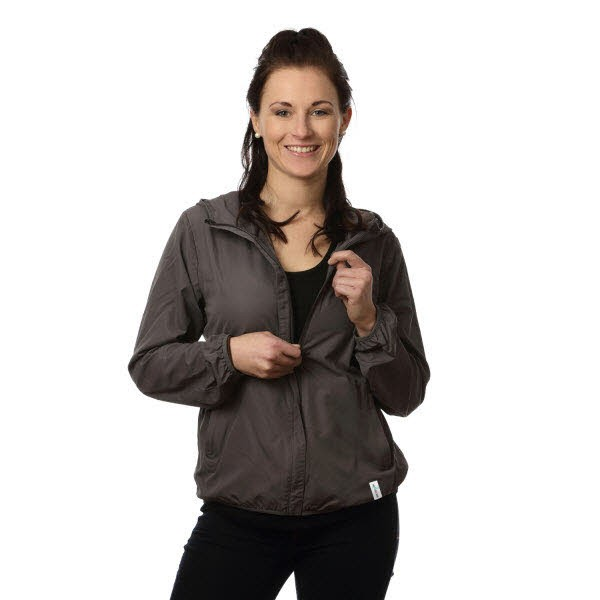 Windbreaker Babs anthracite - Bild 1