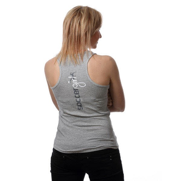 Tank Tops Anja heather grey